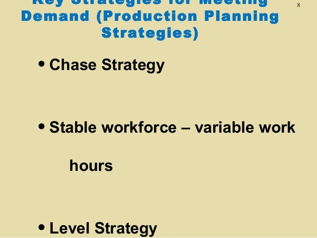 stable workforce strategy