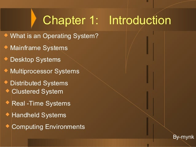 mainframe systems in operating system pdf