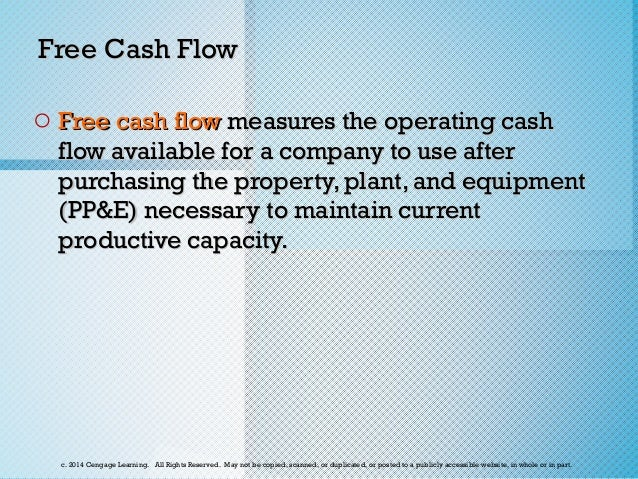 free cash flow by c chang In this article we discuss what is free cash flow to firm (fcff) with examples of alibaba fcff and box fcff and how they are used to find the value of the firm.