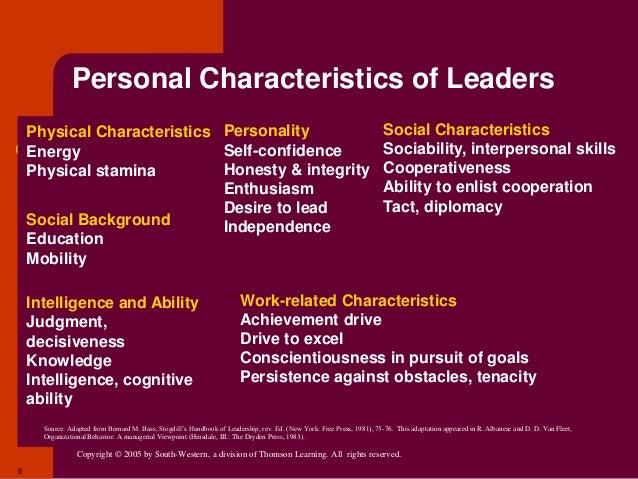 bernard m bass handbook of leadership