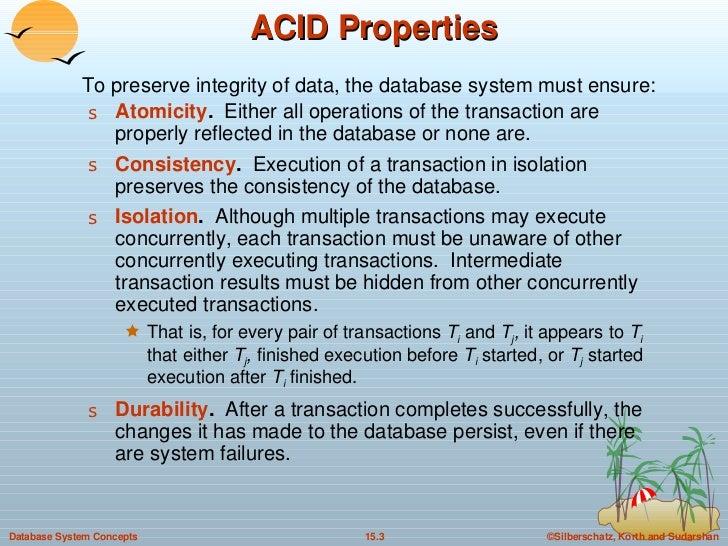 15. Transactions in DBMS Slide 3