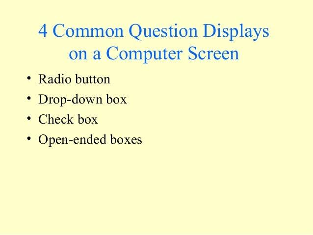 ch15 questionnaire design