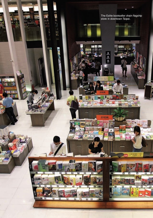 The Eslite bookseller chain flagship                                       store in downtown Taipei.15九校 (spelling) (index...