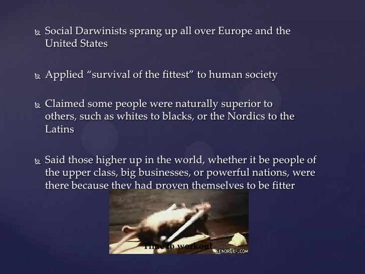 ch ppt social darwinists