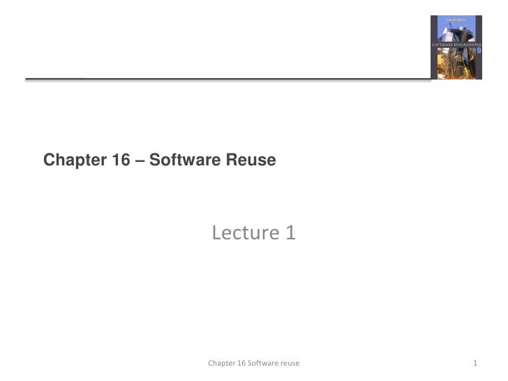 Ch16-Software Engineering 9