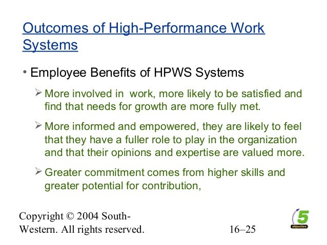 high performance work systems High performance work system 1 good morning vikas kumar tyagi 2 high performance work system vikas kumar tyagi 3.