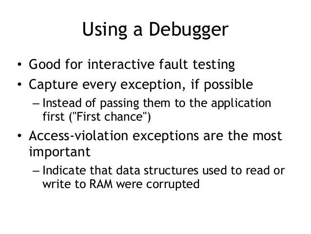 CNIT 127: Exploit Development  Ch 17: The Art of Fuzzing