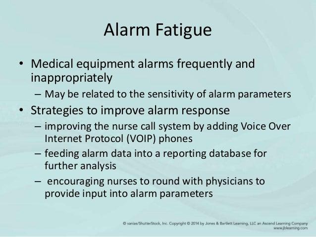 alarm fatigue a concept analysis