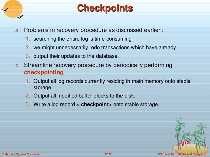 recovery system dbms Database management systems chapter 1 a database management system (dbms) recovery database management systems 3ed.