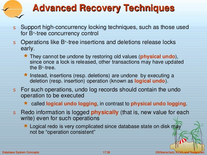 recovery system dbms Start studying cis 3365 learn vocabulary, terms, and more with flashcards the information stored in the is used by the dbms for a recovery requirement triggered by a rollback statement a database management system (dbms) must have validation, transformation.