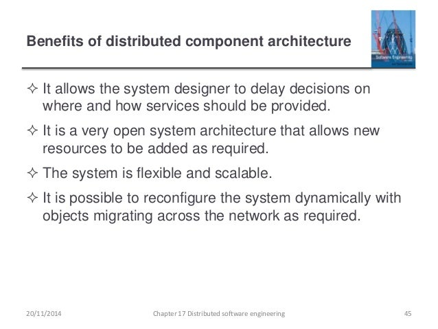 Ch17 Distributed Software Engineering