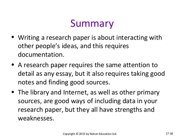 resorces for research paper Research papers are usually assigned at college level but one or two might also be assigned at high school level as well so that students are aware of you can also check our to learn how to cite down your resources working with your research paper outline it is time to start writing once you have.