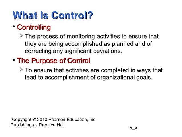 what is a controlling image