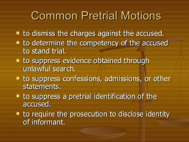 parties and pretrial procedures (a) case management conference at any time after responsive pleadings or motions are due, the court may order, or a party, by serving a notice, may convene, a case.