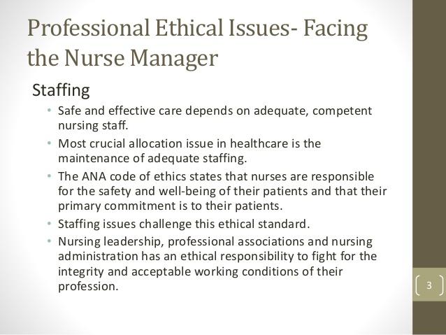 Nurse case scenarios essays on professional ethical and