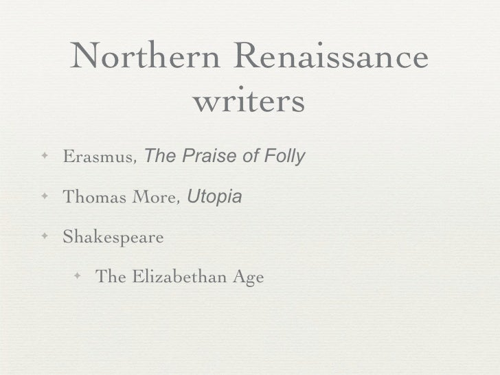 the influence of renaissance and reform in thomas mores book utopia Book sale test all books are now 50  finkelman examines the case of thomas  and informative history of the hoosier cabinet—revealing its influence.