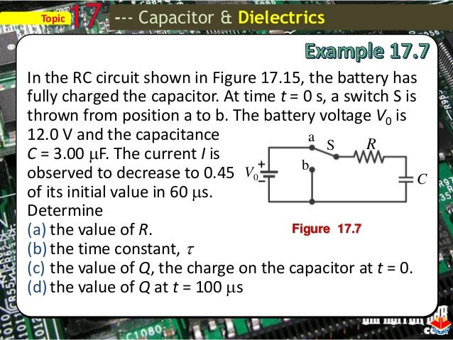 Time Constants For Charging And Discharging Of Modified Rc Circuit