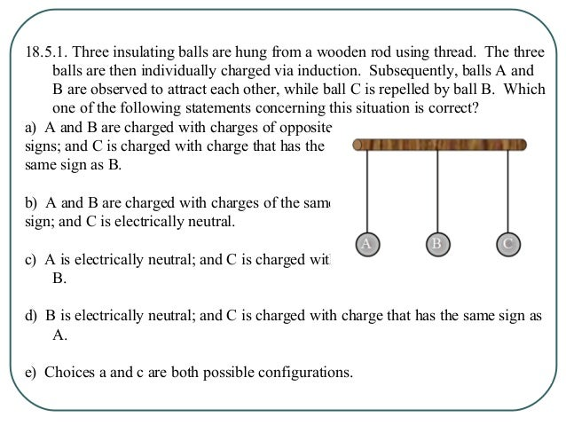 18.5.2. Two objects separated by a distance r are each carrying a charge −q. The magnitude of the force exerted on the sec...