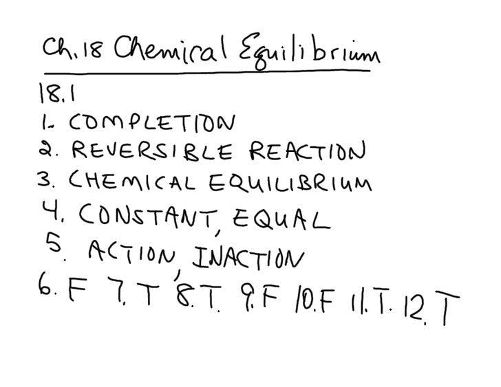Ch18equilibrium