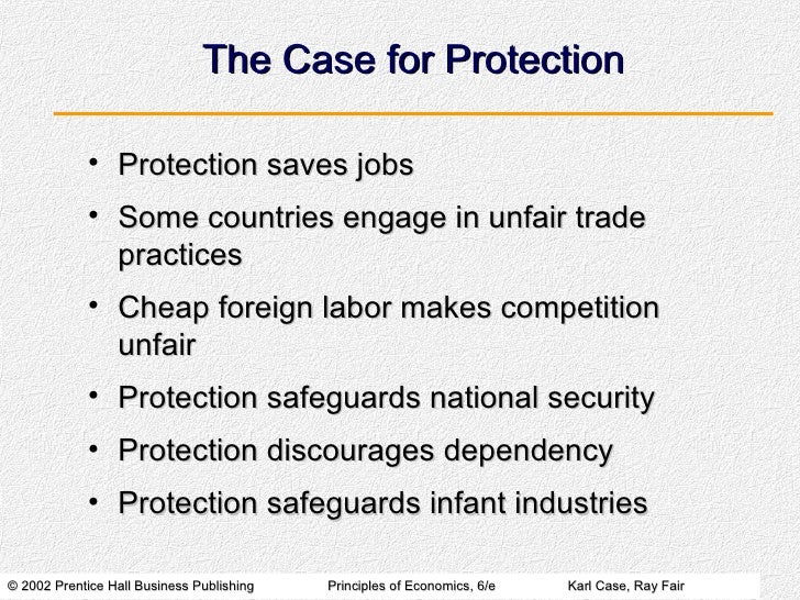 protectionism in international trade pdf