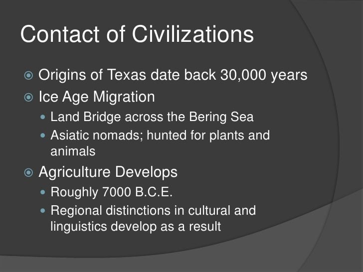 chapter 1 the meeting of cultures Chapter 1: the nature of science over the course of human history,  people have developed many interconnected and validated ideas about the  physical,.
