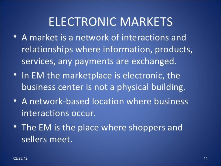 foundation of electronic commerce The proliferation of the internet has given rise to electronic commerce or e-commerce each year consumer privacy becomes more of an issue there are a number of actions that online.