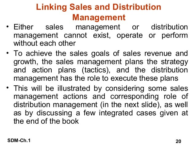 sales and distribution management of amul The distribution network amul products are available in over 500,000 retail outlets across india the author is professor at the indian institute of management.