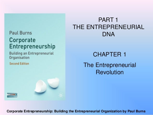 Entrepreneurship And Small Business By Paul Burns Pdf