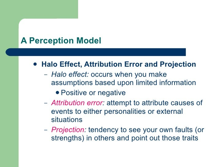minimize perceptual error I learnt about 5 perception errors in my what are the most common perceptual errors in an errors that you makehow does it operatehow can we reduce it.