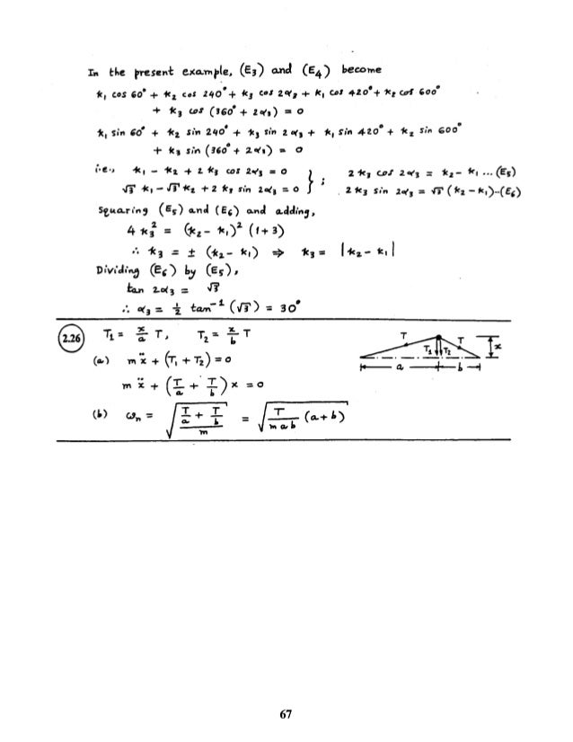 Solutions manual engineering vibrations inman 3rd edition array itirbron u2022 blog archive u2022 engineering vibration inman solution manual rh itirbron informe com fandeluxe Image collections