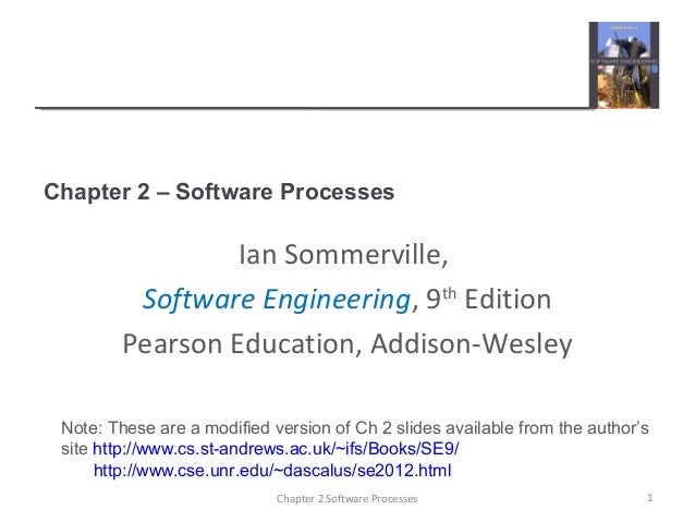 software engineering sommerville quiz 1) the nature of software 2) software engineering part one - the software process 3) software process structure 4) process models 5) agile development.