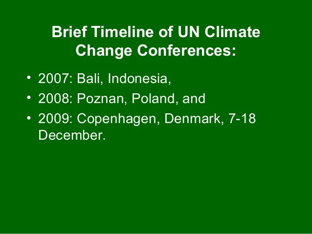rio kyoto and copenhagen un conferences essay The copenhagen climate change conference: a post-mortem daniel bodansky university of georgia school of law february 12, 2010 since the kyoto protocol's entry into force in 2005, attention has focused on the question of what to do after.