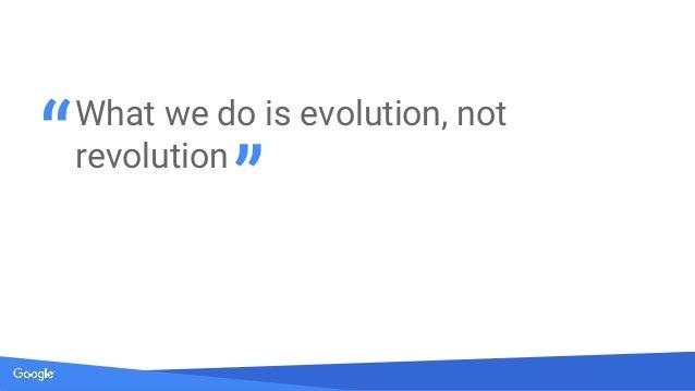 Source: Lorem ipsum dolor sit amet, consectetur adipiscing elit. Duis non erat sem What we do is evolution, not revolution...