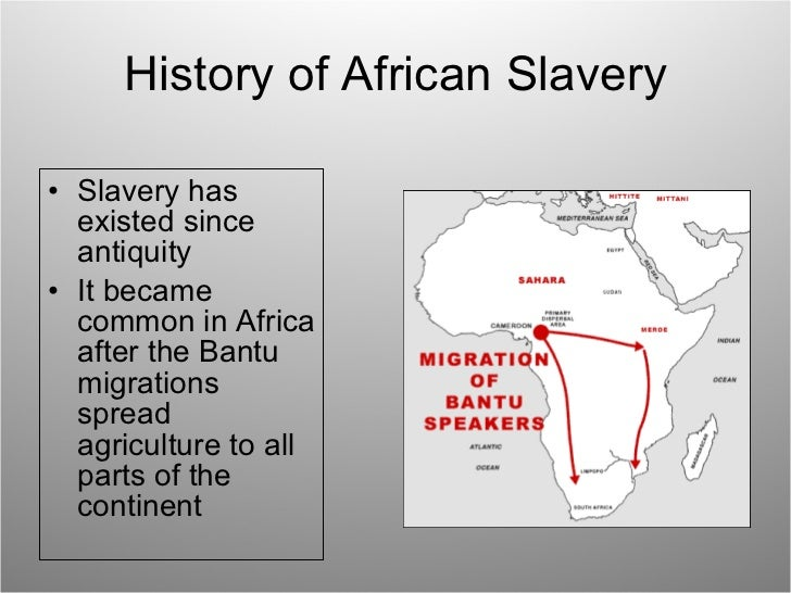 the history and impact of the atlantic slave trade Atlantic slave trade, make them distinct from previous slave trades first, first, 3also related is acemoglu et al's (2005) research on the effects of the atlantic three.