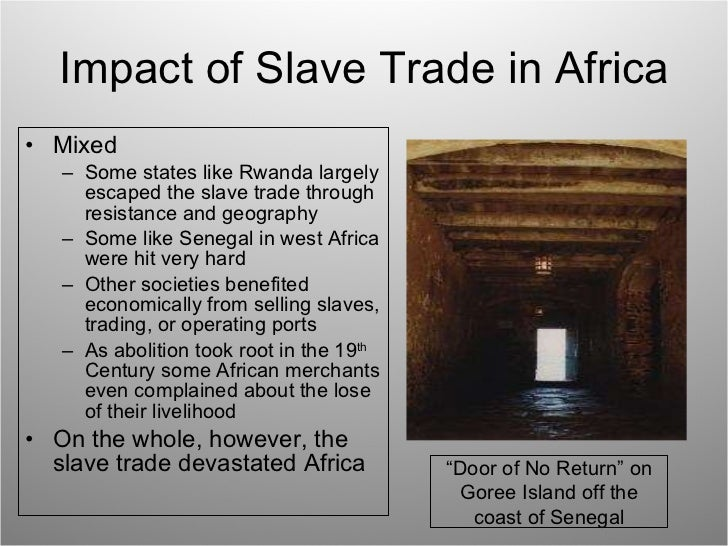 essay questions on the slave trade Start studying essay question #1 atlantic slave trade learn vocabulary, terms, and more with flashcards, games, and other study tools.