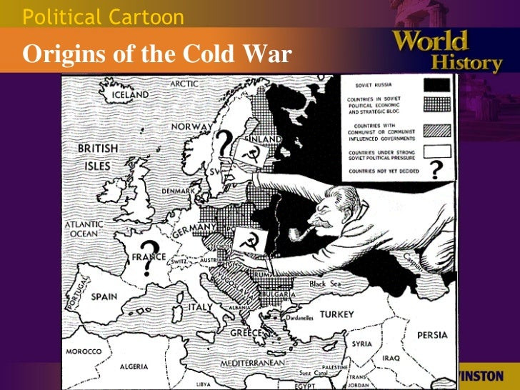 a paper on the origins of the cold war The cold war era: records and research at nara: holdings information,  bibliographies and conference papers, educational materials, and exhibits   origins of the cold war: the harry s truman library presents this online exhibit  that.