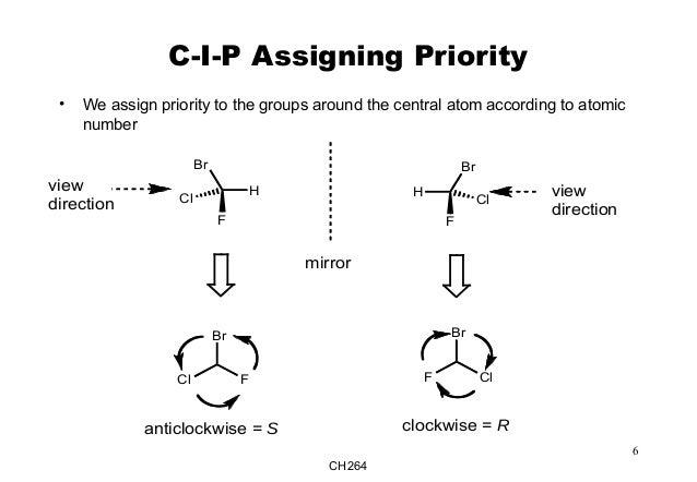 cahn ingold prelog priority rules pdf