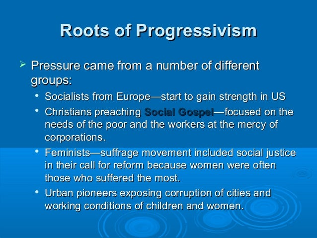 chapter 28 progressivism and the republican roosevelt
