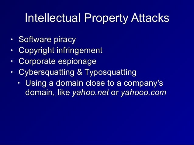 Data Covered By Intellectual Property Agreement