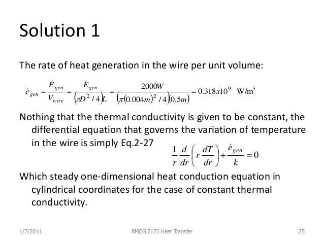Ch2 Heat Transfer Conduction