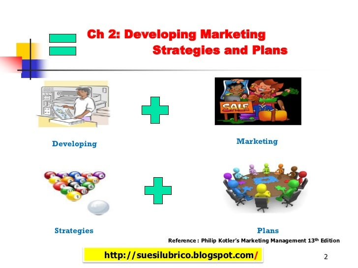 developing marketing strategies and plans by philip kotler pdf