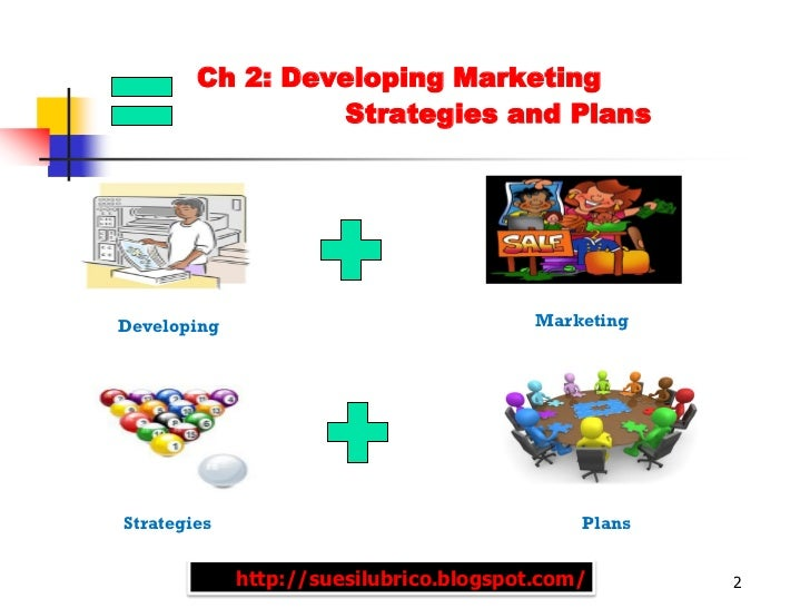 Ch 2: Developing Marketing                 Strategies and PlansDeveloping                               MarketingStrategie...