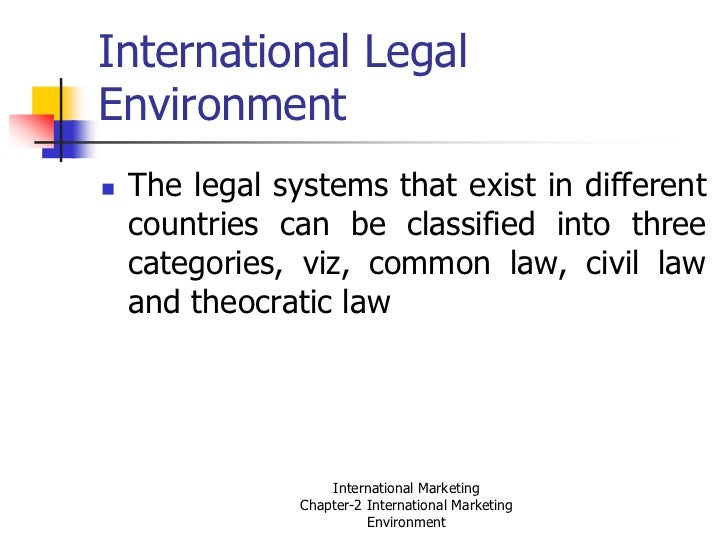 Principles of international trade law as a monistic system