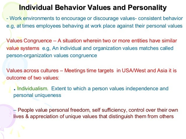 personal vaues at work Define your personal core values: 5 steps if your company has core values, shouldn't you roar and all my other lessons into my life and work.