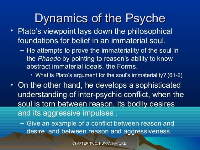 Plato S Understanding Of Human Nature