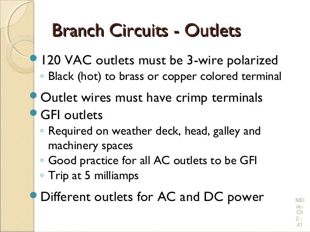 electrical wiring practices and diagrams 41