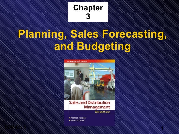 Chapter 3 <ul><li>Planning, Sales Forecasting, and Budgeting </li></ul>
