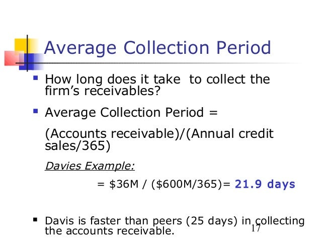 how to find average net receivables