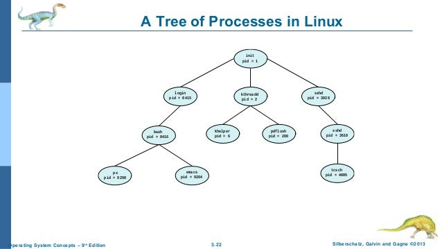 how to create a process in linux