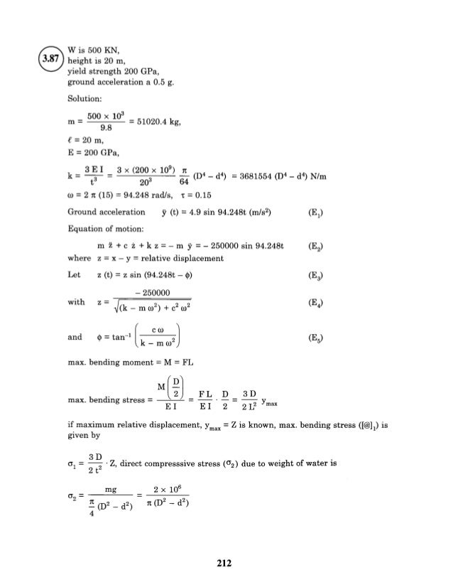 mechanical vibration solution manual schaum rh mechanical vibration solution manual schaum t french vibrations and waves solution manual Vibrations and Waves Equations